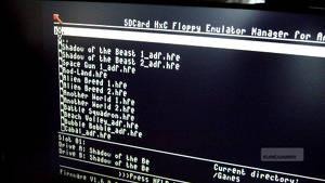 En autobootad filväljare är ett smidigt sätt att ladda filer.