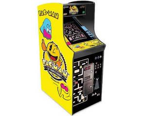 Originalmaskiner av Pac-Man finns att hitta än i dag, men räkna med att få punga upp med en slant.