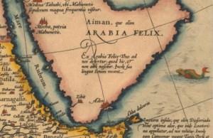 Arabia Felix betyder 'Lyckliga Arabien' och är en antik benämning på södra Arabiska halvön.