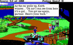 Police Quest II från 1988.