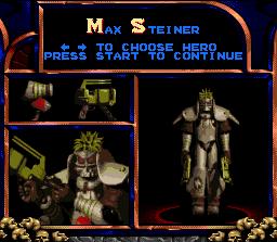 02-doom-troopers-mutant-chronicles-snes-screenshot-selecting