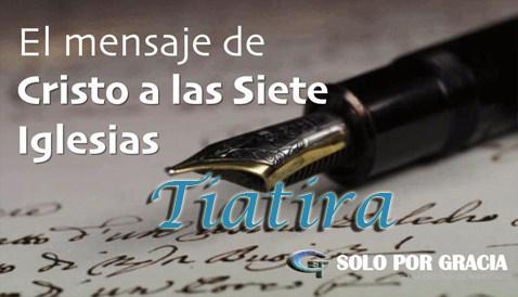 Introducción a la carta de Tiatira