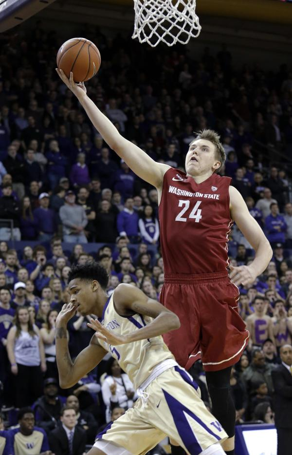 Here is WSU's Pac-12 men's basketball schedule   The ...