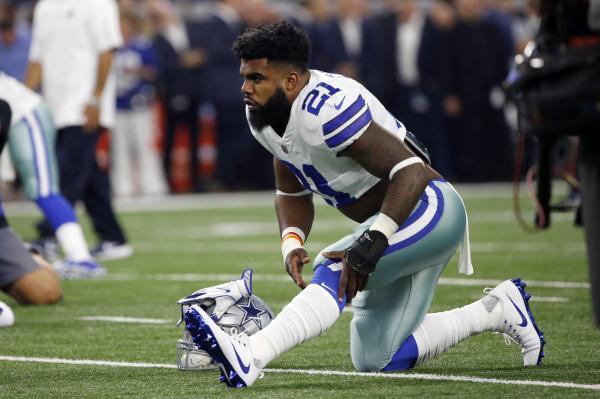 NFL seeks quick action to get Ezekiel Elliott suspension ...