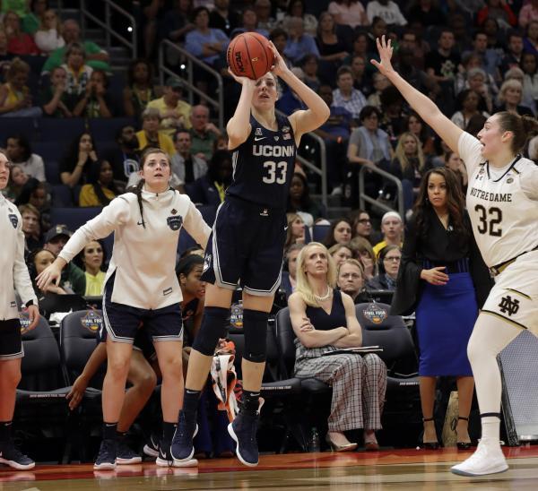 Notre Dame's shot at making history falls short   The ...