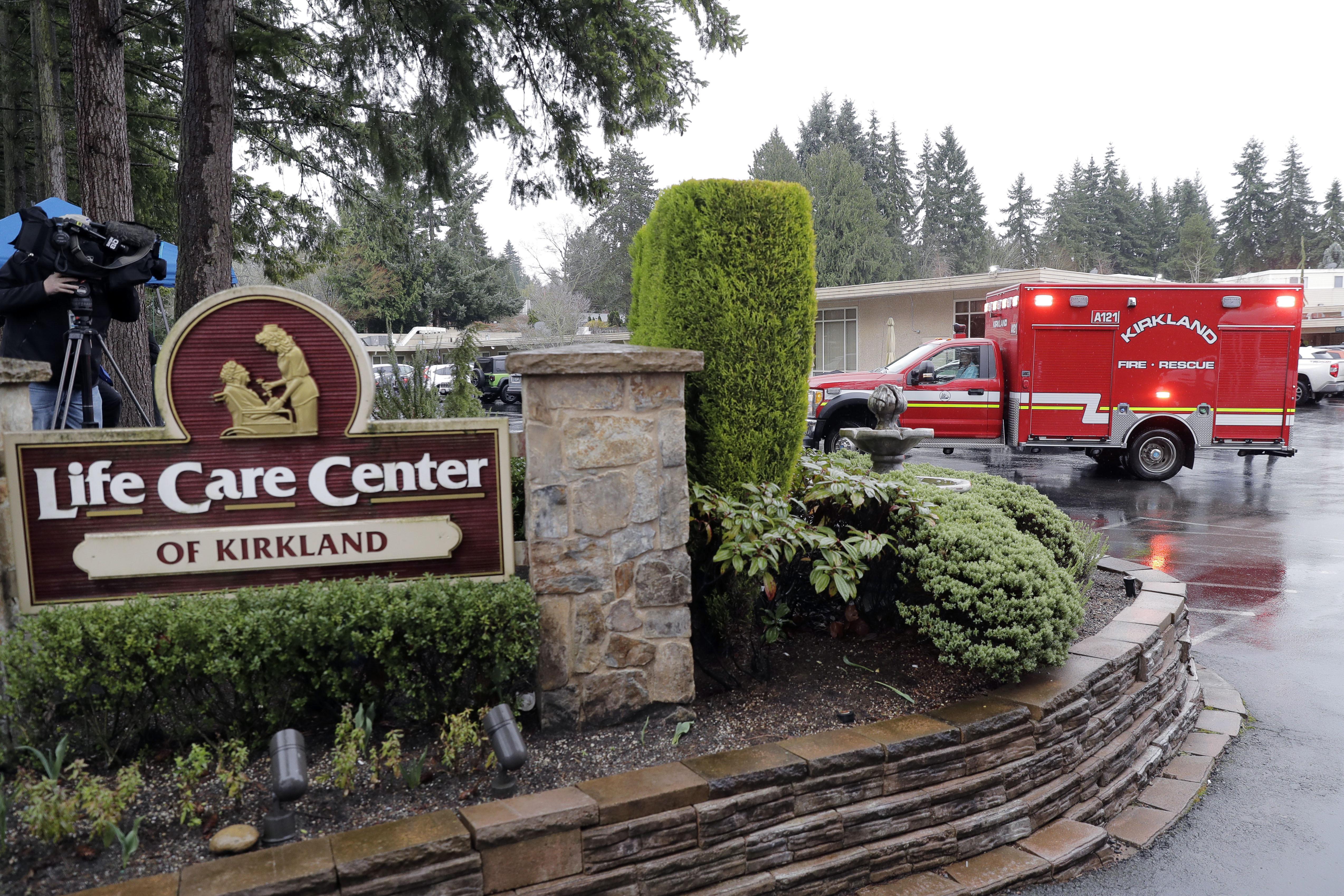 Coronavirus spreads in Washington, but local officials ... on Life Care Center Of Kirkland id=36716