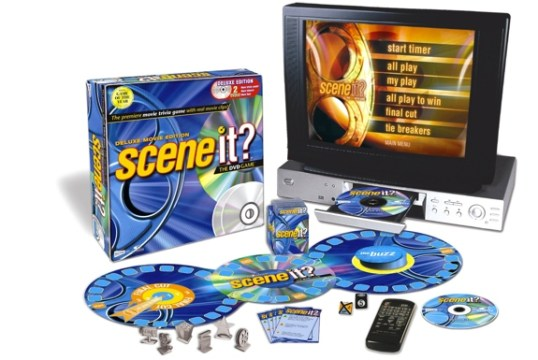 3 Modern  Interactive Board Games  Scene It  Atmosfear  Khet   Cool     3 Modern  Interactive Board Games