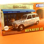 Ebbro Model Car Kit 1 24 Scale Renault 4l Ref Ebr25002 Spotmodel