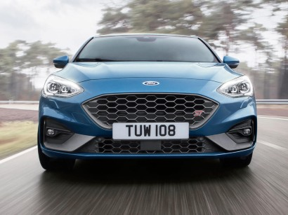 turbo petrol engine in the new ford