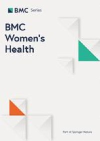 Epidemiological study of adult female stress urinary incontinence  BMC Women's Health
