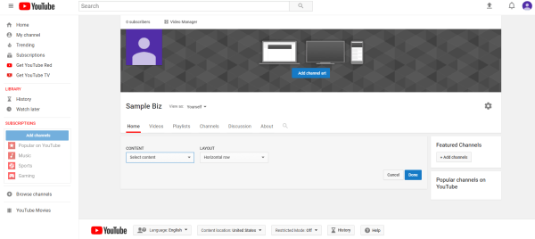 How to Create a YouTube Business Account: A Step-by-Step Guide