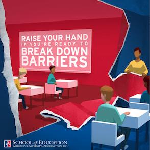 American University Break Down Barriers