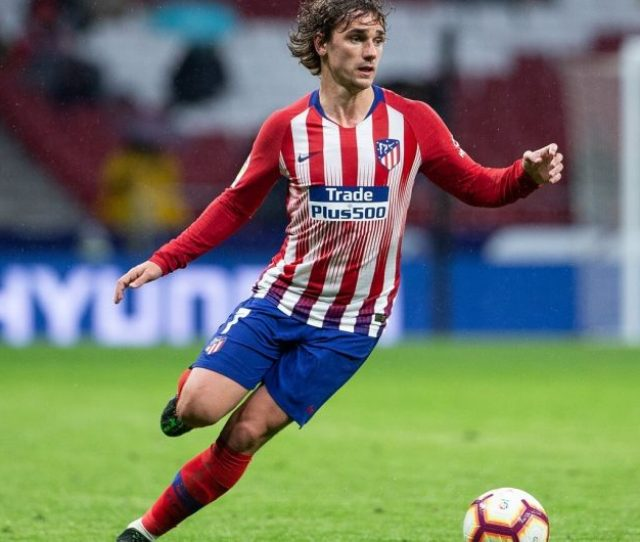 Man City Wont Compete With Barcelona For Antoine Griezmann Signing Pep Guardiola