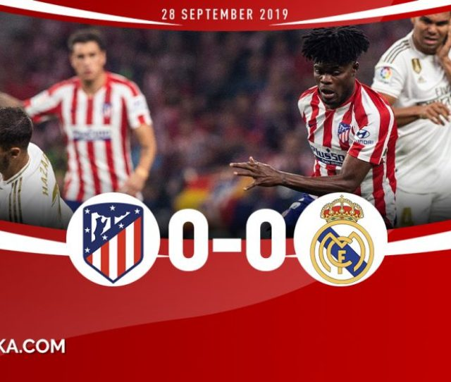 Player Ratings From Atletico   Real Madrid Thomas Is Redondo Reborn