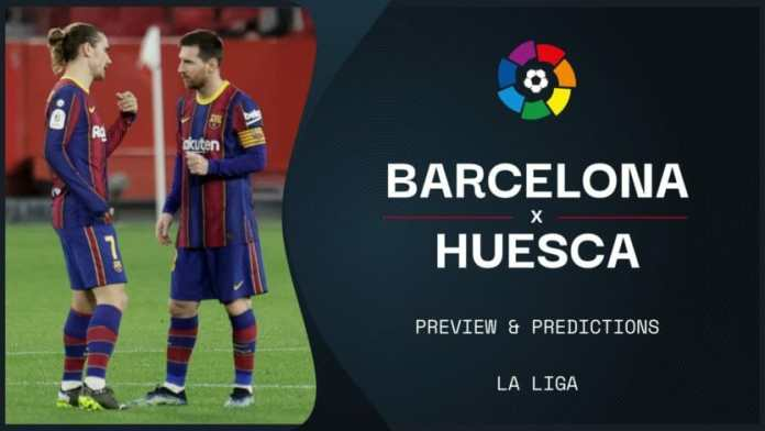 Barcelona vs. Huesca streaming live reddit free