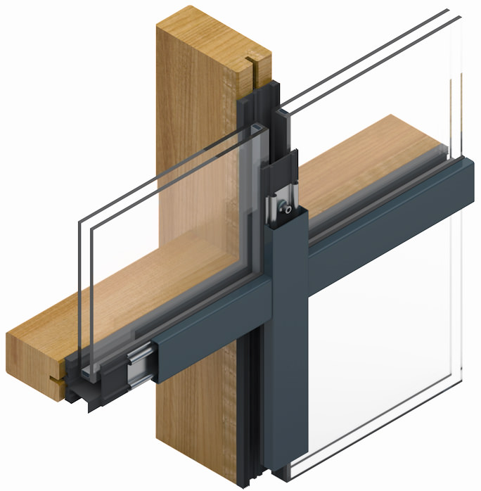 curtain wall and roof glazing systems