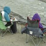Tåliga fiskarhustrur. Anchorage