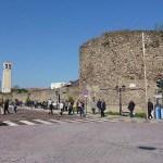 Romerskt torn. Elbasan