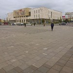 Skanderbeg torget. Tirana