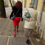 Olika klädkoder. Tirana