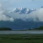 Morgon över Valdez