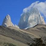 Vandring mot Laguna del Torres. Los Glaciares National Park. (U)