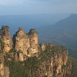 """Three sisters"". Blue Mountains (U)"