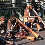 Aboriginier. Sydney