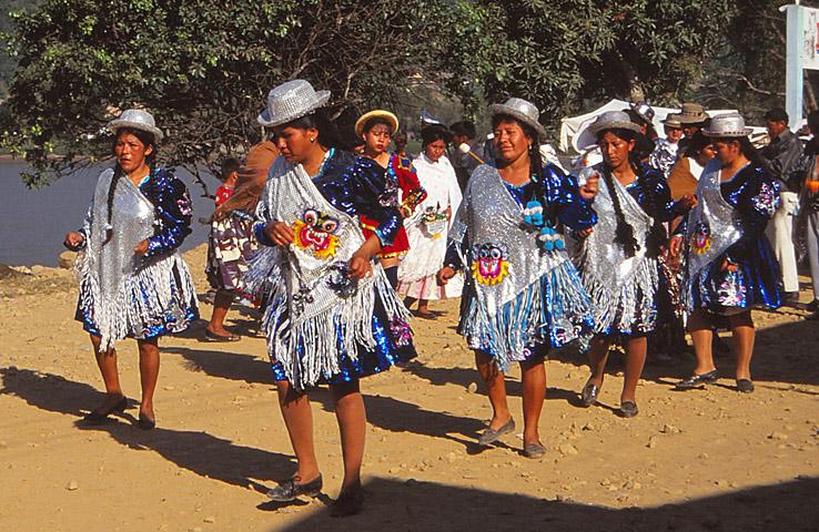 Karneval. San Buena Ventura. Amazonas