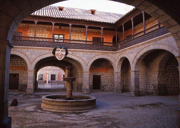 Casa Moneda. Potosi. Bolivia (U)