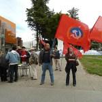 Kommunistmöte. Punta Arenas