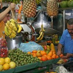Marknaden. San José