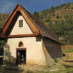 Kyrkan Michael Archangelos. Galata (U)
