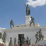 Frihetsmonumentet. Nicosia