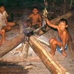 Kiwuchaindianer. Amazonas