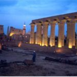 Templet. Luxor