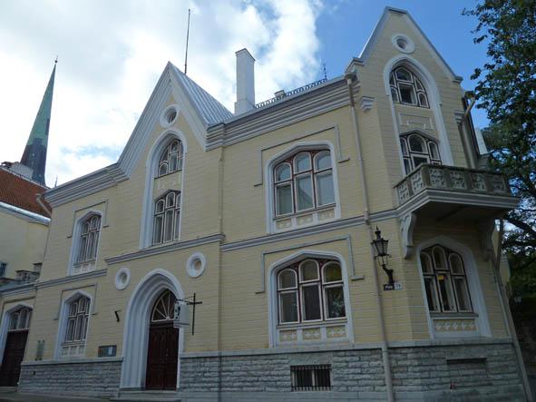 Fd KGB:s huvudkvarter. Tallin (U)