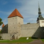 Stadsmuren. Tallin (U)