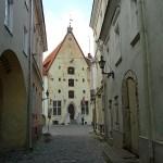 Medeltida miljö. Tallinn (U)