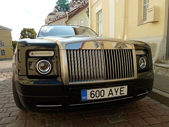 Vissa är rika... Tallin