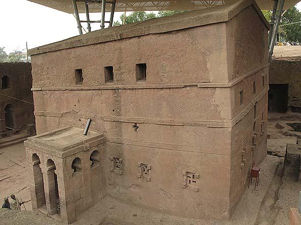 Maryamkyrkan. Lalibela (U)