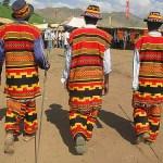 Kulturfestivalen. Arba Minch