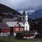 Kyrkan. Kvivik