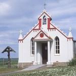 Italienska Kapellet. Burray