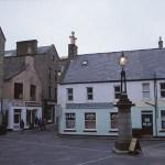 Market Cross. Lerwick
