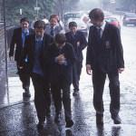 Ett regntungt Aberdeen