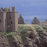 Dunmottar Castle. Stonehaven