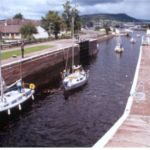 Caledonian Canal. Inverness