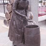 Fiskarkvinnan. Stornoway. Lewis