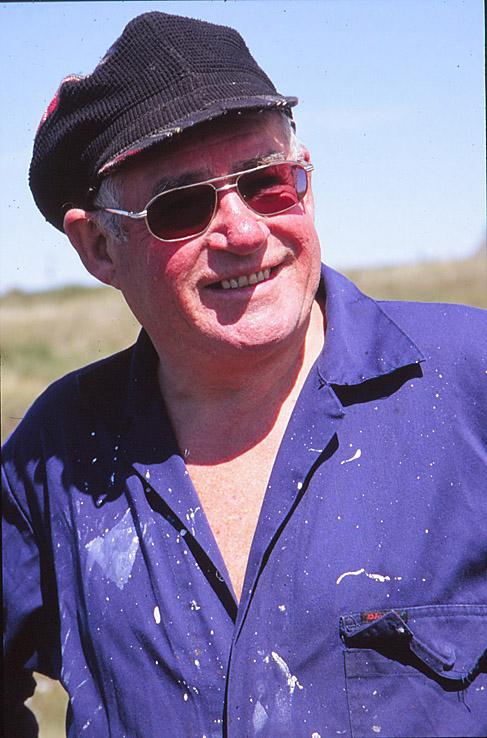 Don Finlayson. Port Nis, Lewis